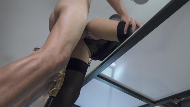 ManyVids: LunaXJames Business Meetingw Sexy Asian Colleague [FullHD 1080p]