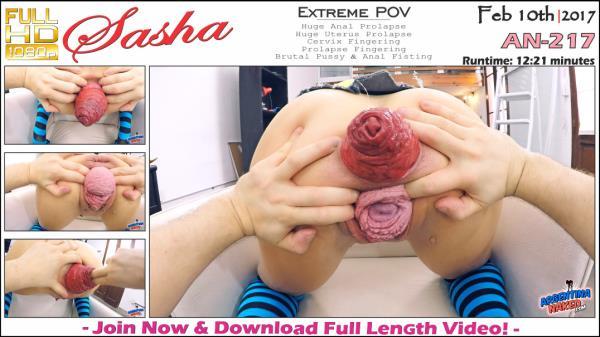 Sasha - Extreme POV (FullHD)
