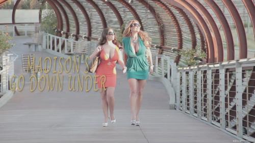 Kelly Madison - Madisons Go Down Under