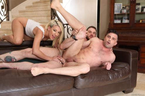 Sophia Grace, Lance Hart ,Cliff Jensen - We Swing Both Ways #03 [HD, 720p] [DevilsFilm.com]