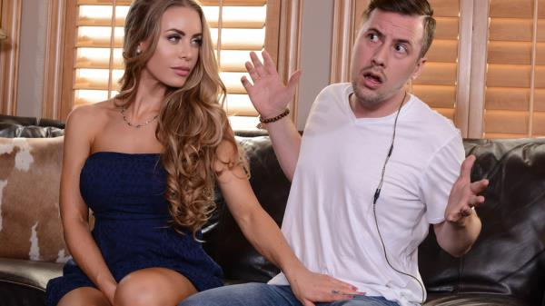 Nicole Aniston - There's A Pornstar In My House [SD 480p] 2019