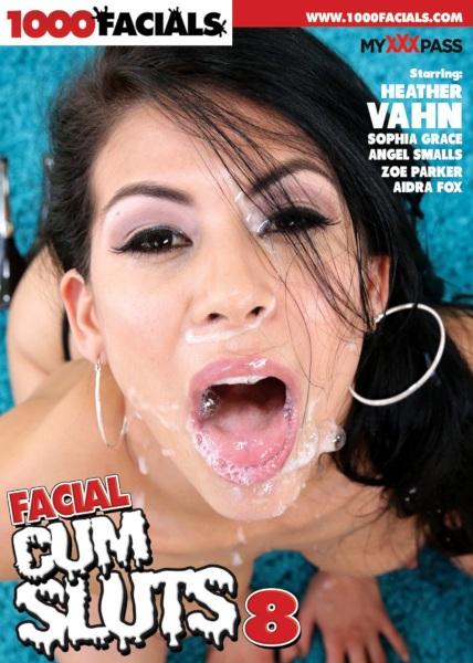 Шлюхам кончают на лицо 8 / Facial Cum Sluts 8 (2019/FullHD)