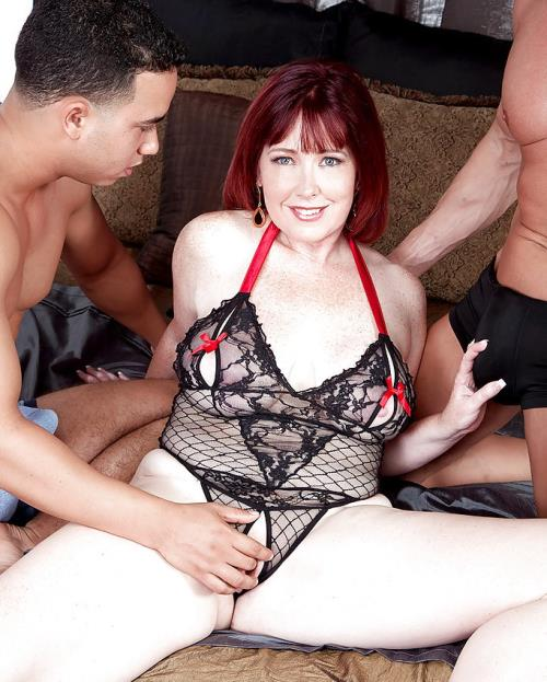 Heather Barron - Dirty-Talking Mom Gets Dpd... (HD)