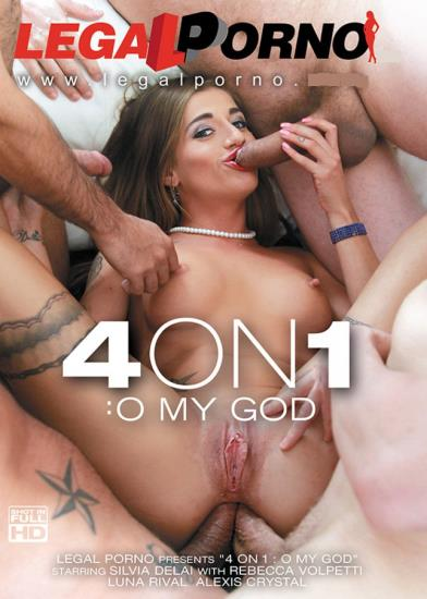 4 On 1 : O My God (2019) WEBRip/SD