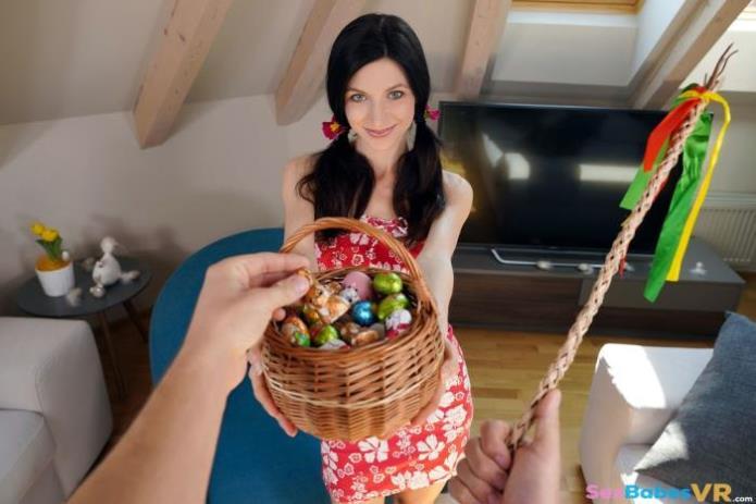 Easter Egg Hunt / Arian Joy / 23-04-2019 [3D/UltraHD 2K/1920p/MP4/5.30 GB] by XnotX