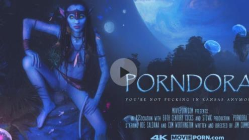 Porndora (Association With Stovik Productions) / Hoe Saldana, Cum Worthington / 15-04-2019 [FullHD/1080p/MP4/396 MB] by XnotX
