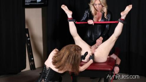 Two Mistresses - Shaving Nero   [FullHD, 1080p] [AynRules.com, Clips4sale.com]
