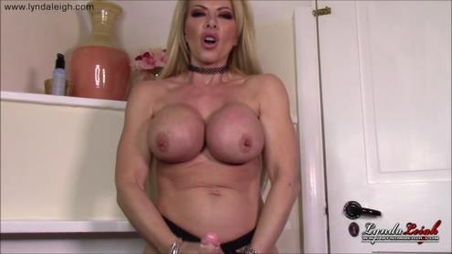 Lynda Leigh - Dildo JOI [FullHD, 1080p] [LyndaLeigh.com]