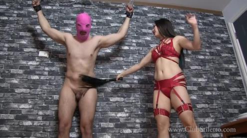 Servicing Men, Getting Beaten By Me [FullHD, 1080p] [ClubStiletto.com]