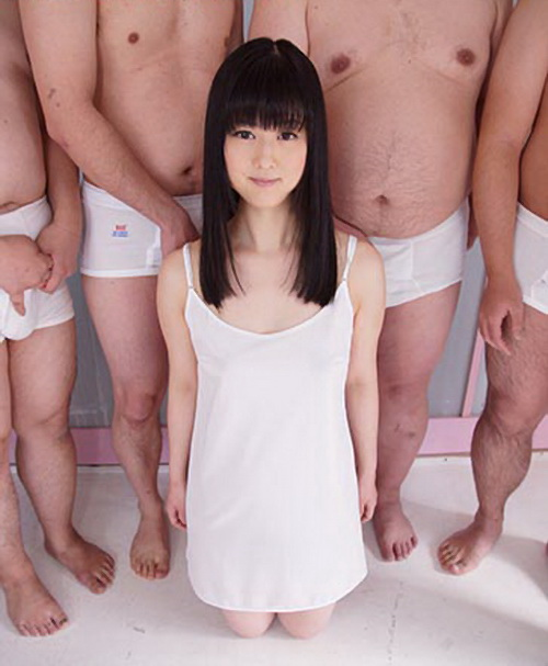 KOHARU - Pervert Koharu's Tiny Tits Bukkake (SD)