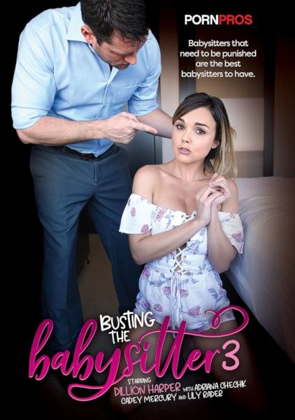 Развращение нянечек 3 / Busting The Babysitter 3 (2019/FullHD)