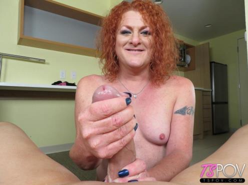 Shevon - Mature Redhead Loves A Big Dick [FullHD, 1080p] [TsPov.com]