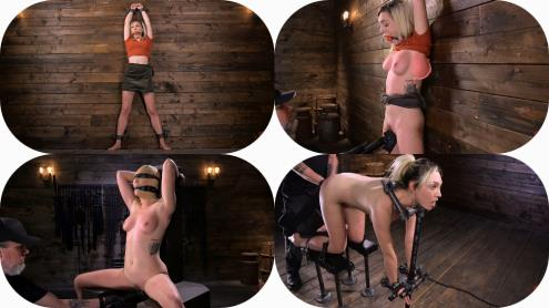 Lily LaBeau - Lily LaBeau is Brutally Tormented in Grueling Bondage [HD, 720p] [DeviceBondage.com, Kink.com]
