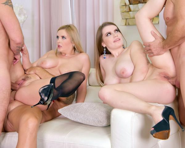 Candy Alexa, Alice Wayne - Watch Nympho Sluts Candy Alexa And Alice Wayne DPed To The Extreme Orgy FS029 (2019/LegalPorno.com/HD)