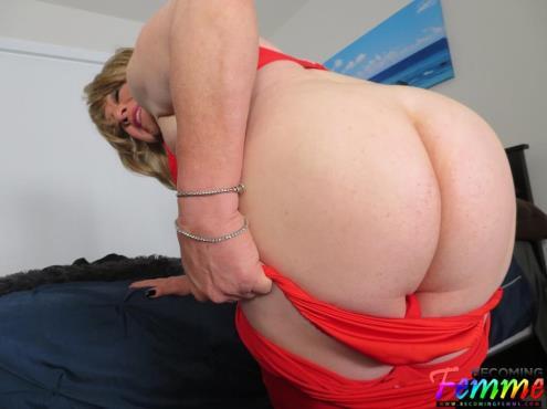 Rita Stevens - Horny Crossdresser Adores A Big Dick [FullHD, 1080p] [BecomingFemme.com]