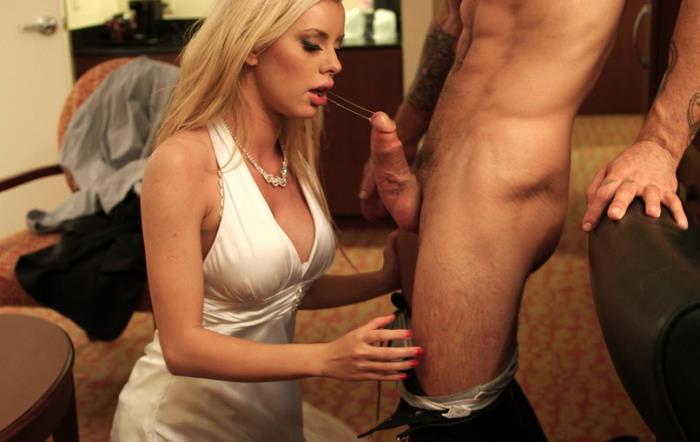TonightsGirlfriend.com - Jessie Rogers - Role Playing [2019 FullHD] (Big Tits, Blowjob, Hardcore)