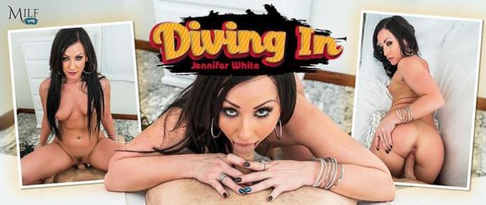 Diving In / Jennifer White / 23-04-2019 [3D/UltraHD 2K/1600p/MP4/6.24 GB] by XnotX