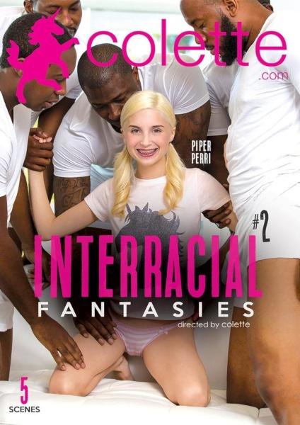 Межрасовые фантазии 2 / Interracial Fantasies 2 (2018/FullHD)