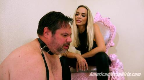 You WILL Stand For Spiked Ballbusting  [FullHD, 1080p] [AmericanMeanGirls.com]
