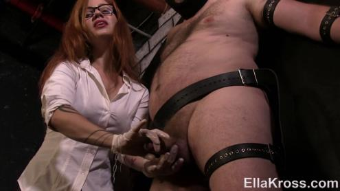 Ella Kross - Controlling My Slave's Orgasm by Edging (10.04.2019/EllaKross.com/FullHD/1080p)