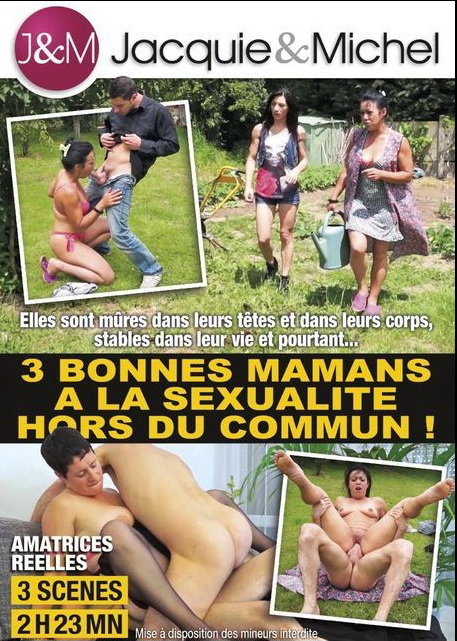Bonnes Mamans a la Sexualite Hors du Commun (SD 480p) - [2016]