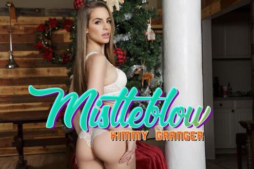 Kimmy Granger - Mistleblow (01.05.2019/BaDoinkVR.com/3D/VR/UltraHD 2K/1440p)