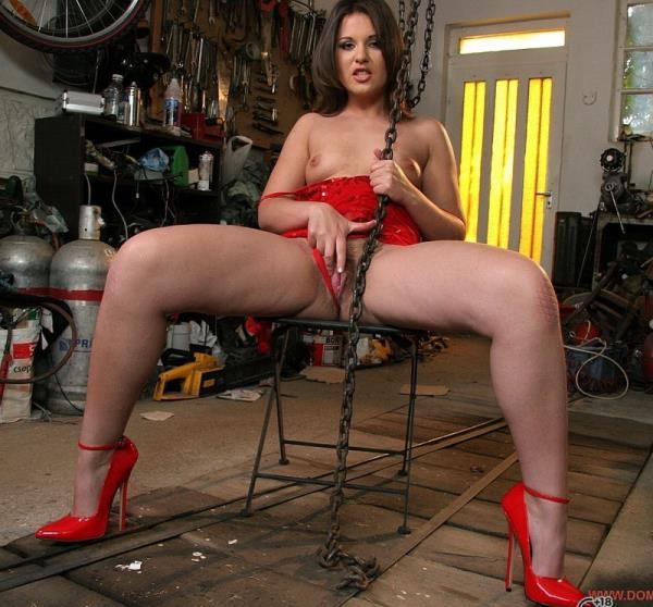 DominatedGirls/21Sextury.com - Hadjara - Personal Slave [FullHD 1080p]