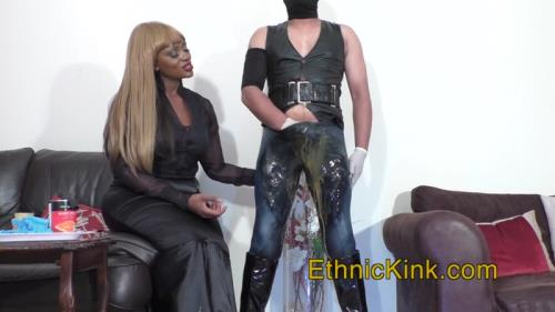 Mistress Ava Black - Mistress Puts Food In Your Pants [HD, 720p] [EthnicKink.com]