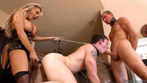 Swallow Her Cock (02.05.2019/ClubDom.com/FullHD/1080p)