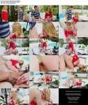 Rachel Cavalli - Lingerie (Blonde) MyFriendsHotMom.com [SD] ()