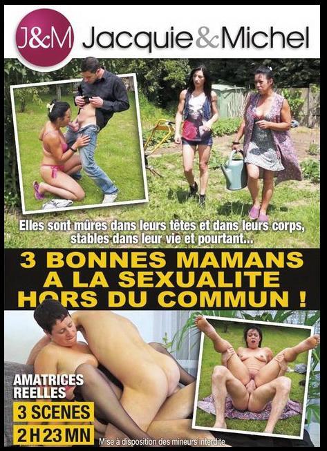 Bonnes Mamans a la Sexualite Hors du Commun (SD/1.62 GB)