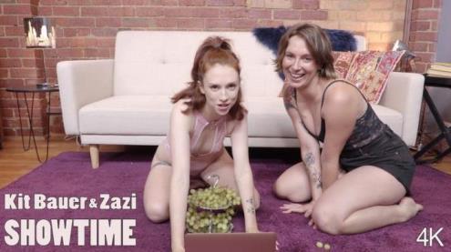 Kit Bauer, Zazi - Showtime 1080p] [Girlsoutwest.com]