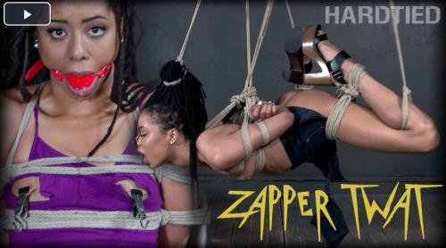 Kira Noir - Zapper Twat [HD, 720p] [HardTied.com]