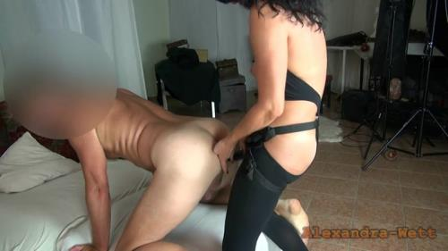 Goddess Alexandra Wett - Anal bitch fucked (30.05.2019/Clips4sale.com/HD/720p)