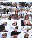 Ashlee  - Naked in the snow - SD ( 2019/MomPov.com/314.81 Mb)