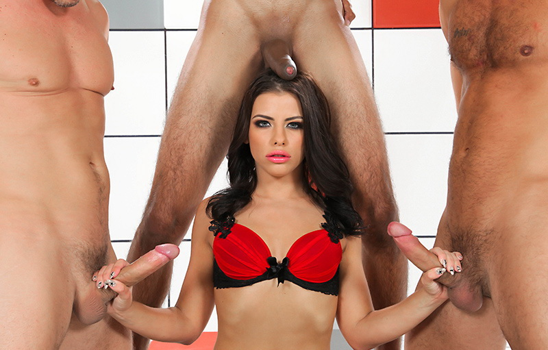 DoctorAdventures/Brazzers.com - Adriana Chechik - The Great Doctor Part Two [FullHD 1080p]