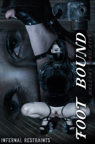 Foot Bound / Mallory Maneater / 07-05-2019 [HD/720p/MP4/2.10 GB] by XnotX