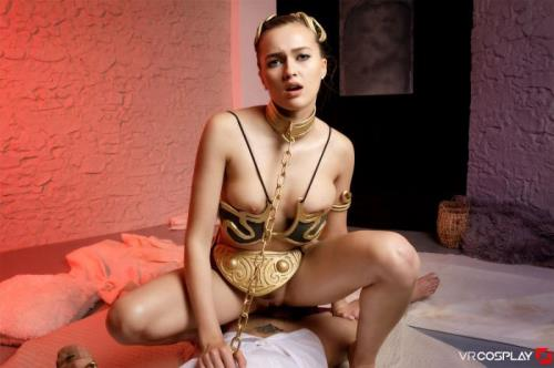 Star Wars: Slave Leia A XXX Parody / Stacy Cruz / 28-05-2019 [3D/UltraHD 2K/1440p/MP4/3.54 GB] by XnotX