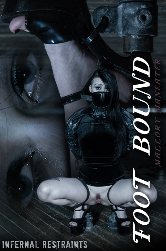 Mallory Maneater - Foot Bound [HD, 720p]