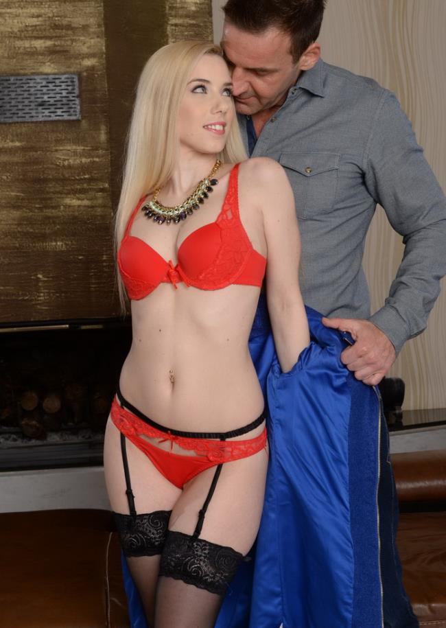 Nesty-Red lingerie [HD 720p] PixAndVideo.com/21Sextury.com [2019/624 MB]