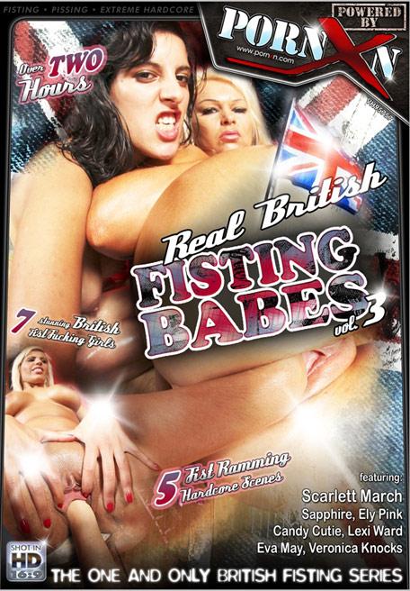Real British Fisting Babes 3 [SD 480p]