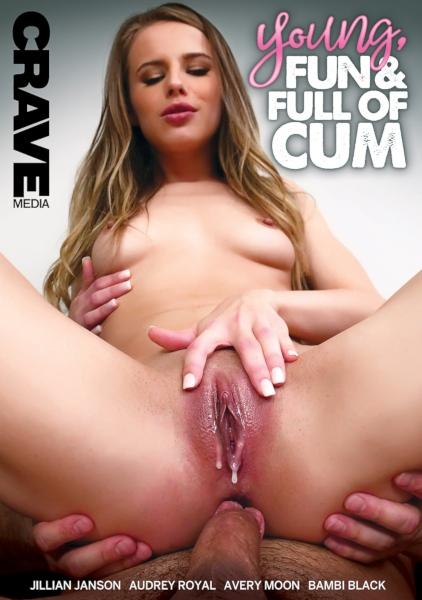 Молодые, веселые и заполненные спермой / Young, Fun And Full Of Cum (2019/FullHD)
