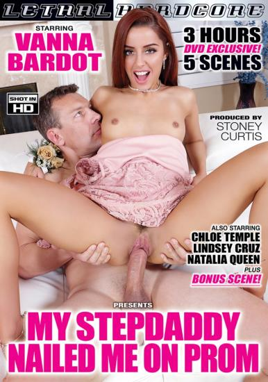 My Stepdaddy Nailed Me On Prom (2019) WEBRip/HD