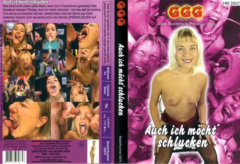 Alesia, Manuela, Maria, Anna, Sonja - Auch ich mocht' schlucken! [SD, 480p] [John Thompson, GGG]