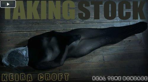 Keira Croft - Taking Stock Part 1 [SD, 480p] [RealTimeBondage.com]