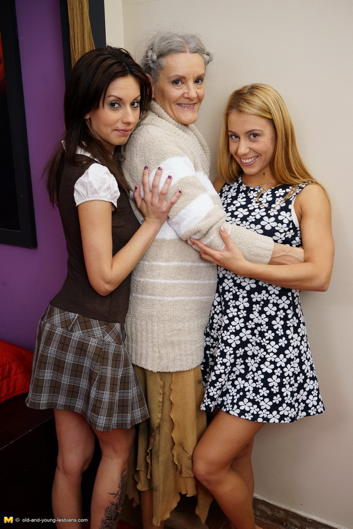 Old-and-Young-Lesbians/Mature.nl: Birgitta K., Casey, Nadina F. - lesbian-alex330... (2019) 720p WebRip