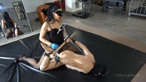 Mistress Gaia - Ass Fucked (15.05.2019/MistressGaia.com/FullHD/1080p)