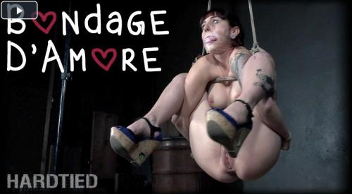 Ava D'Amore - Bondage D'Amore (28.05.2019/HardTied.com/HD/720p)