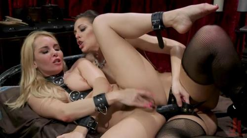 Aaliyah Love, Cherie DeVille - First Time Submission: Cherie DeVille Dominates Aaliyah Love! [HD, 720p] [WhippedAss.com, Kink.com]