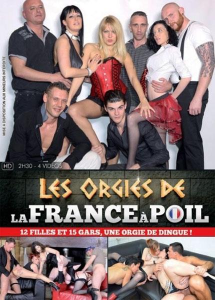 Les Orgies De La France A Poil [SD 576p]
